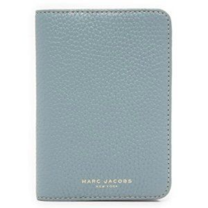 Marc Jacobs Gotham Passport Cover with Card Slots